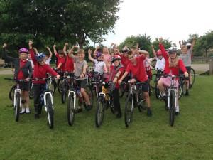 Cycling photo June 2015