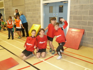 Sports hall athletics 1