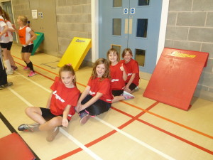 Sports hall athletics 2