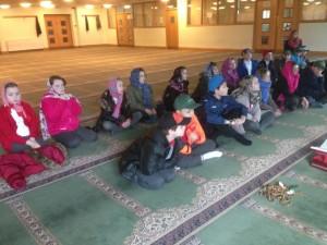 Mosque visit 3